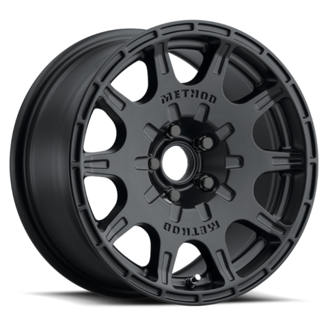 Method - 502 VT-Spec (Matte Black) 15x7 et15 - 5x100